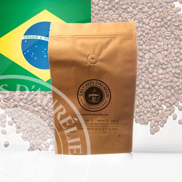 café brésil