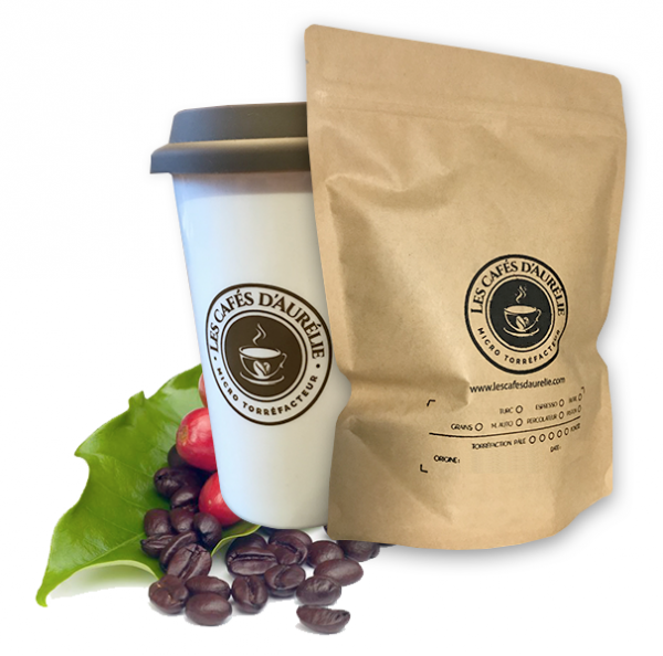 Les cafés d'Aurélie - Kenya