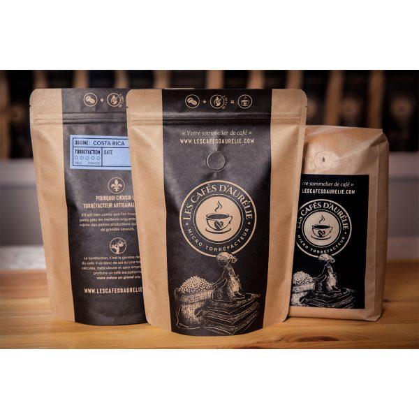 Les cafés d'Aurélie Costa Rica