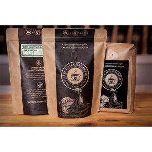 Les cafés d'Aurélie Guatemala