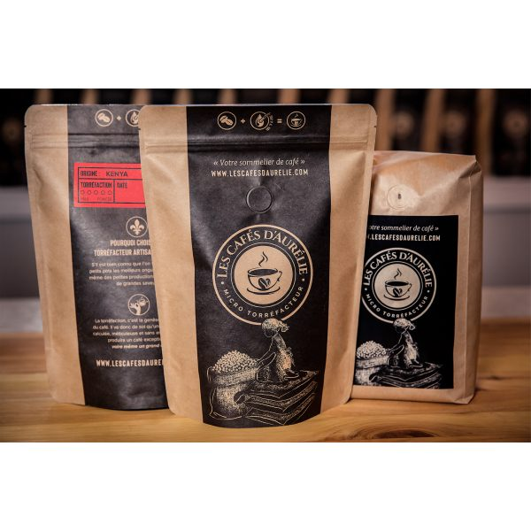 Les cafés d'Aurélie Kenya