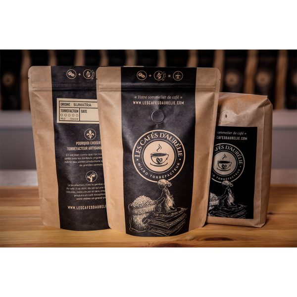 Les cafés d'Aurélie - Sumatra